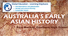 Austs Early Asian history_ASIA Journal 2 2014_sm